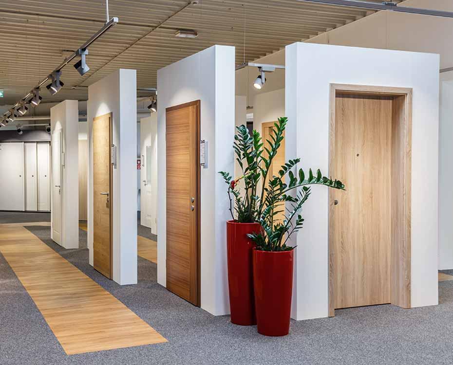 Ausstellung Unna Beratung und Auswahl HolzLand Beese Unna Dortmund