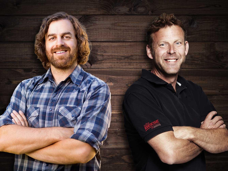 holzwerk helden handwerker montage partner profis holzland beese - Über uns