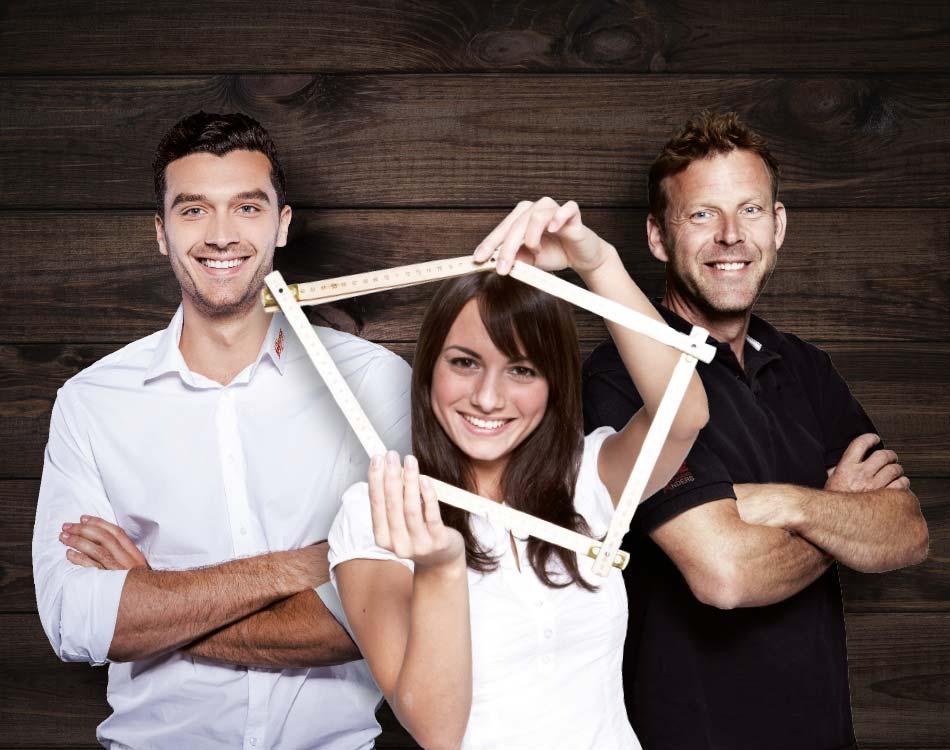 Starke Beratung und starkes Team HolzLand Beese Unna Dortmund