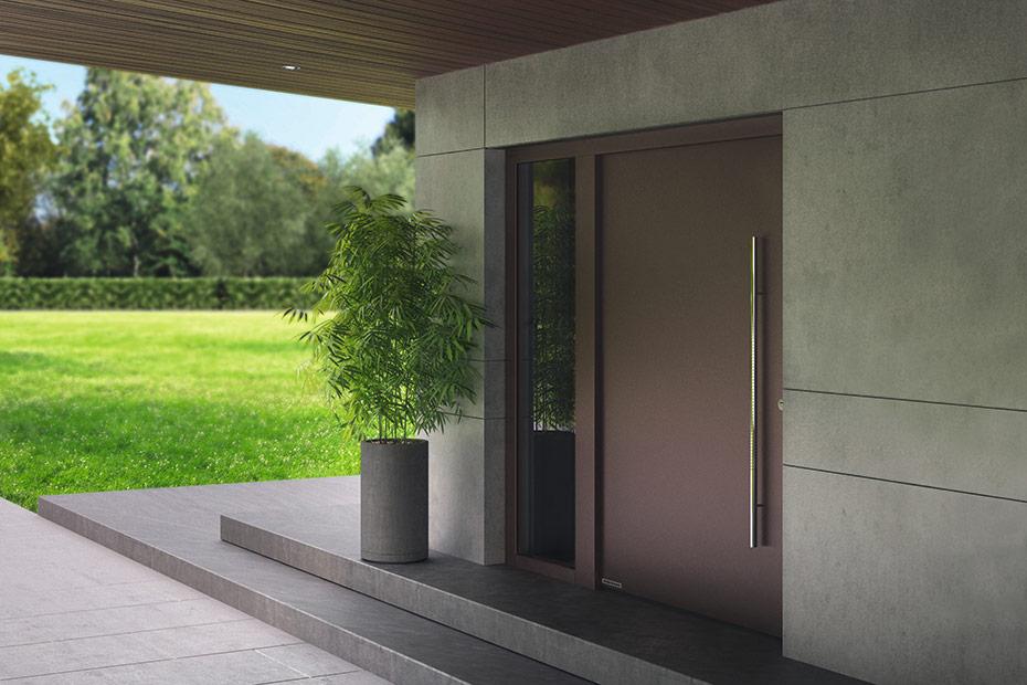 Aluminiumhaustüren Hoermann Villa X 49667 HolzLand Beese Unna Dortmund