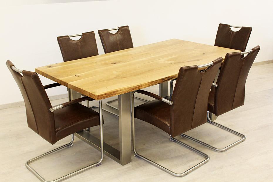 beesondere tische tischgruppe warm holzland beese - BEESondere Tische