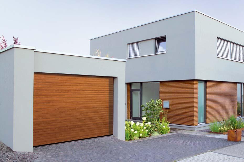carports garagen holzoptik hoermann holzland beese - Carports & Garagen