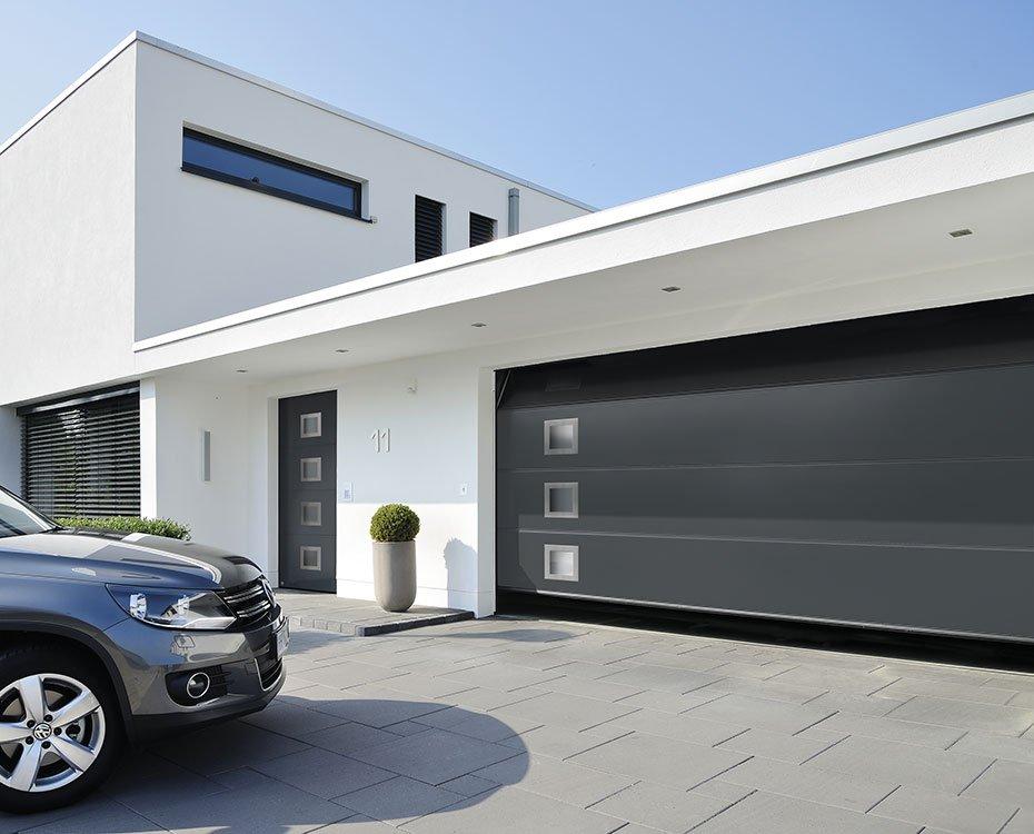 carports garagen tore hoermann holzland beese - Carports & Garagen
