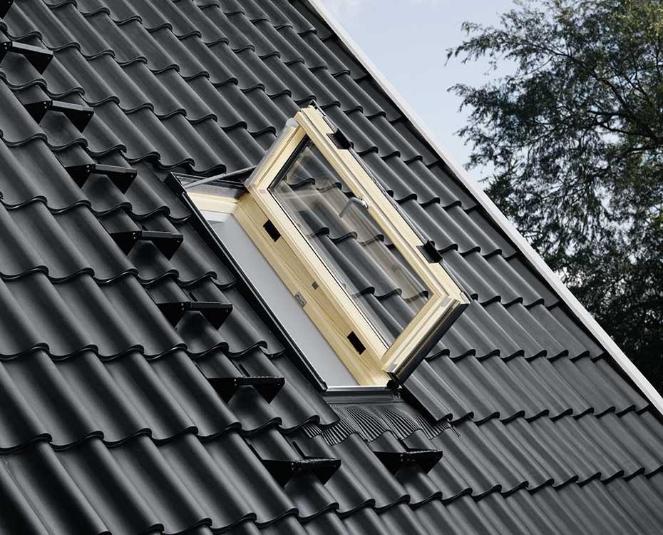 Dachfenster Ausstiegsfenster Velux HolzLand Beese Unna Dortmund