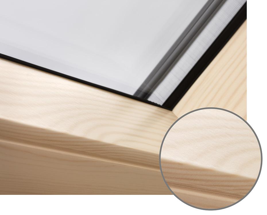 Dachfenster Naturoptik Holz Velux HolzLand Beese Unna Dortmund