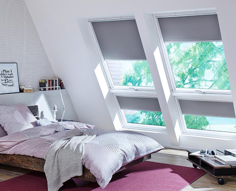 dachfenster velux holzland beese 1 - Wohnen