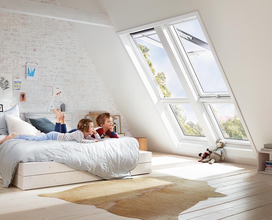 dachfenster velux holzland beese - Fenster