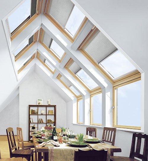 dachfenster velux ueberfirst holzland beese - Dachfenster
