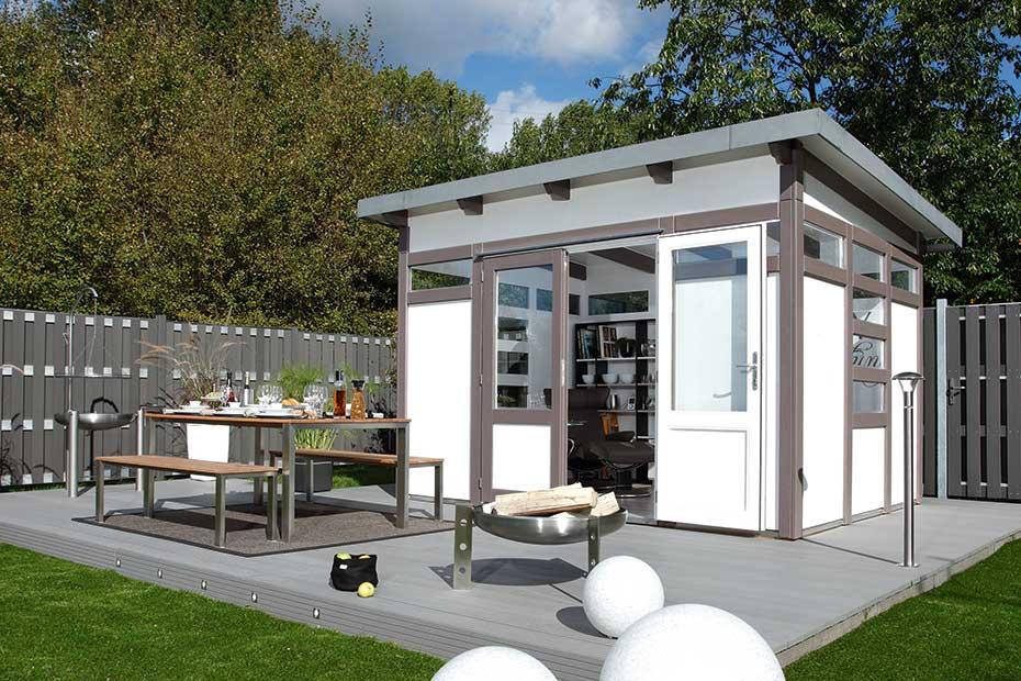 Gartenhaus individuell planbar HolzLand Beese Unna Dortmund