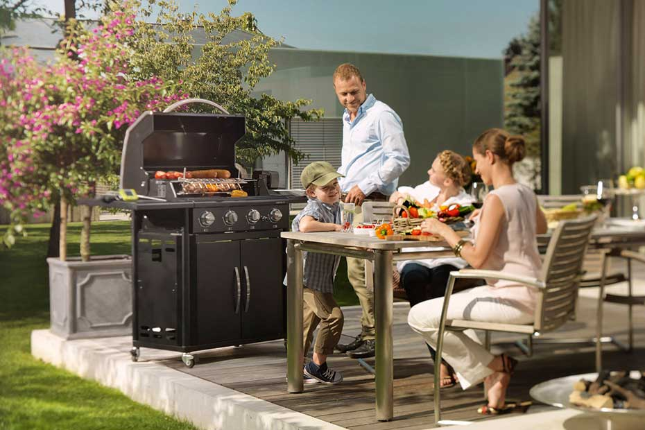 grill komfortable grills outdoorchef gasgrill canberra holzland beese - Grills