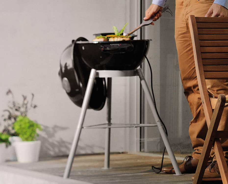 grills outdoorchef elektrogrill holzland beese - Grills