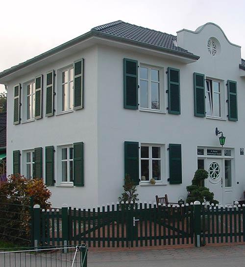 holzfenster kowa weiss holzland beese - Holzfenster