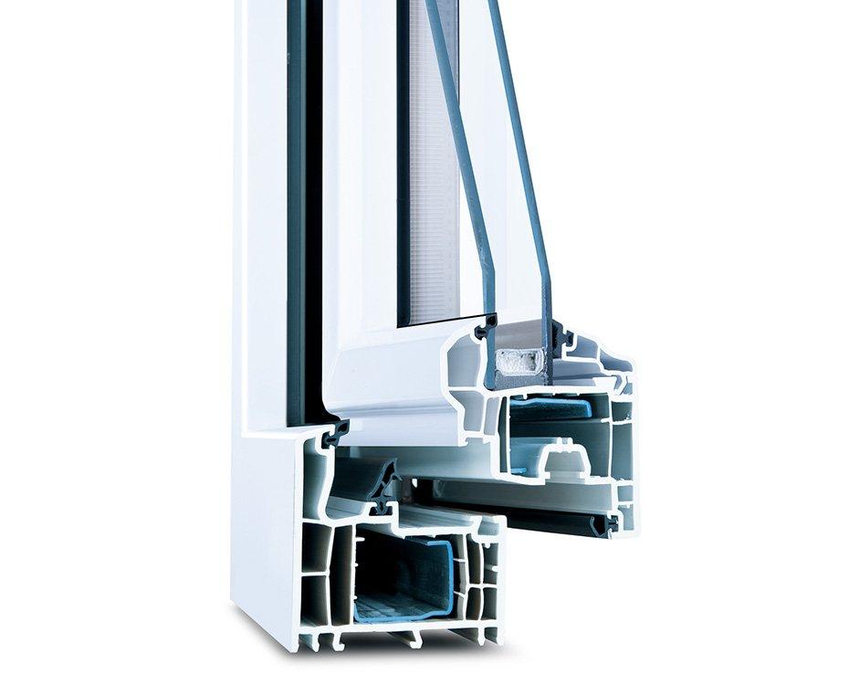 kunststofffenster aufbau wirus exklusiv holzland beese - Kunststofffenster