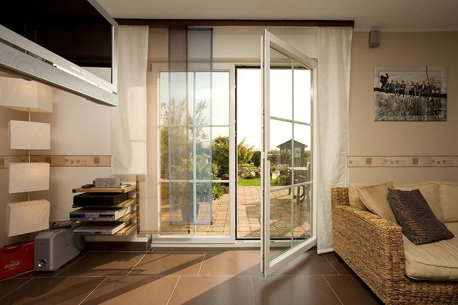 Kunststofffenster holzdekor weiß  Kunststofffenster | HolzLand Beese | Unna