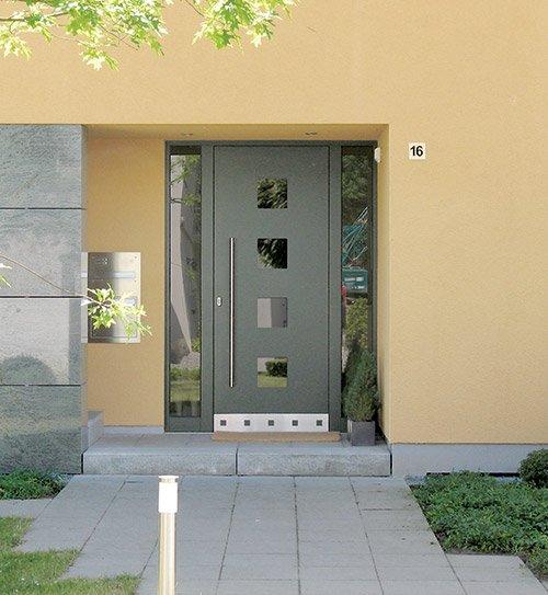 Kunststoffhaustüren Wirus Lippe HolzLand Beese Unna Dortmund