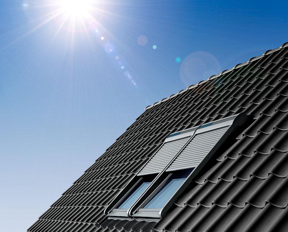 rolllaeden solar velux holzland beese - Rollläden und Sonnenschutz