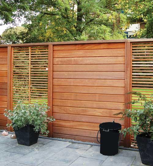 Gut gemocht Sichtschutzzäune aus Holz | HolzLand Beese | Unna HH53