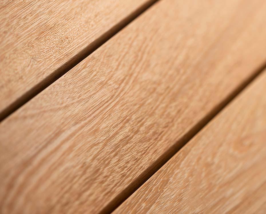 terrassendiele holz fava barth holzland beese - Holz