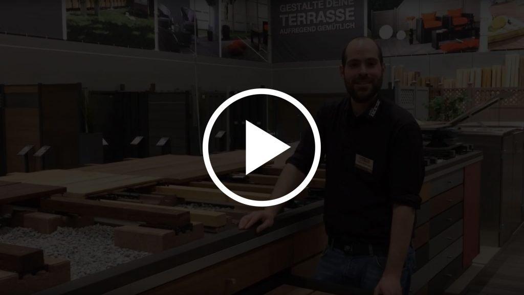 Terrassendiele Holz Bangkirai HolzLand Beese Unna