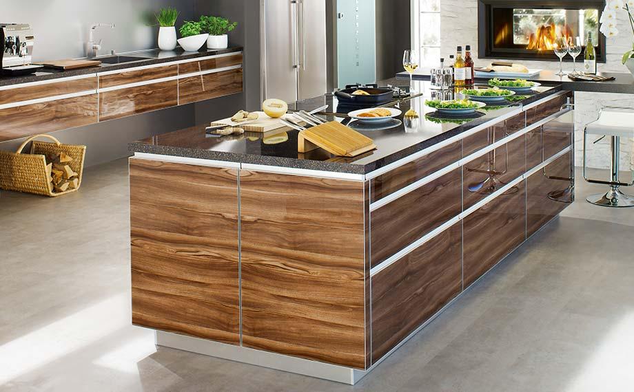 Robuste Küchenarbeitsplatten bei HolzLand Beese Unna Dortmund