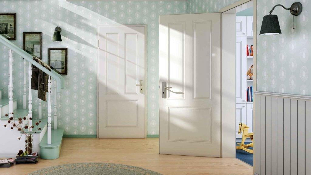 Welche Zimmertüren gibt es: Vintage Lebo HolzLand Beese Unna