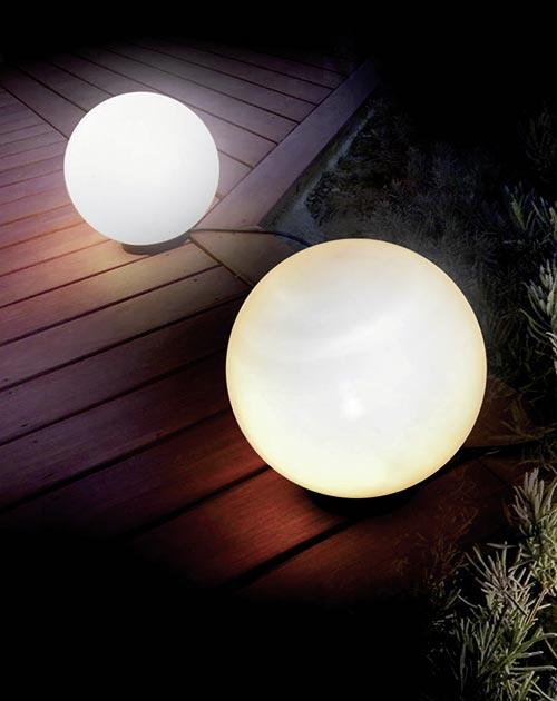 Kugellampen (Gartenleuchten) mit easy connect bei HolzLand Beese in Unna (Raum Dortmund)