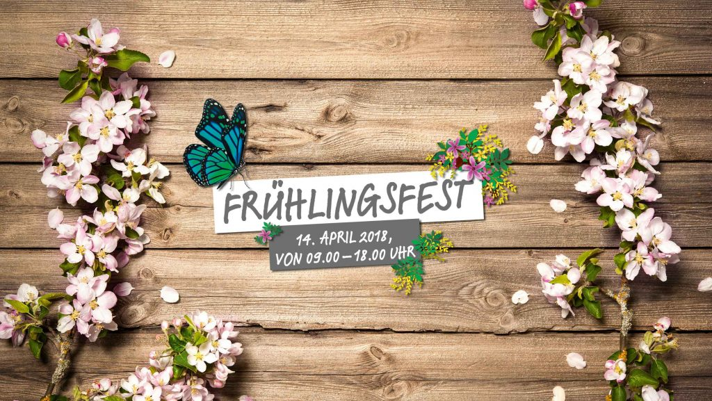 Frühlingsfest bei HolzLand Beese Unna Dortmund
