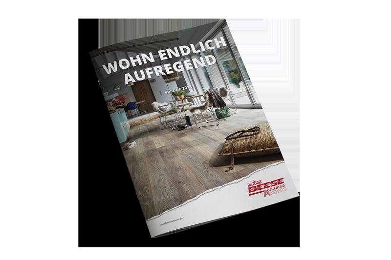 Katalog Kollektion 2018 HolzLand Beese Unna Dortmund