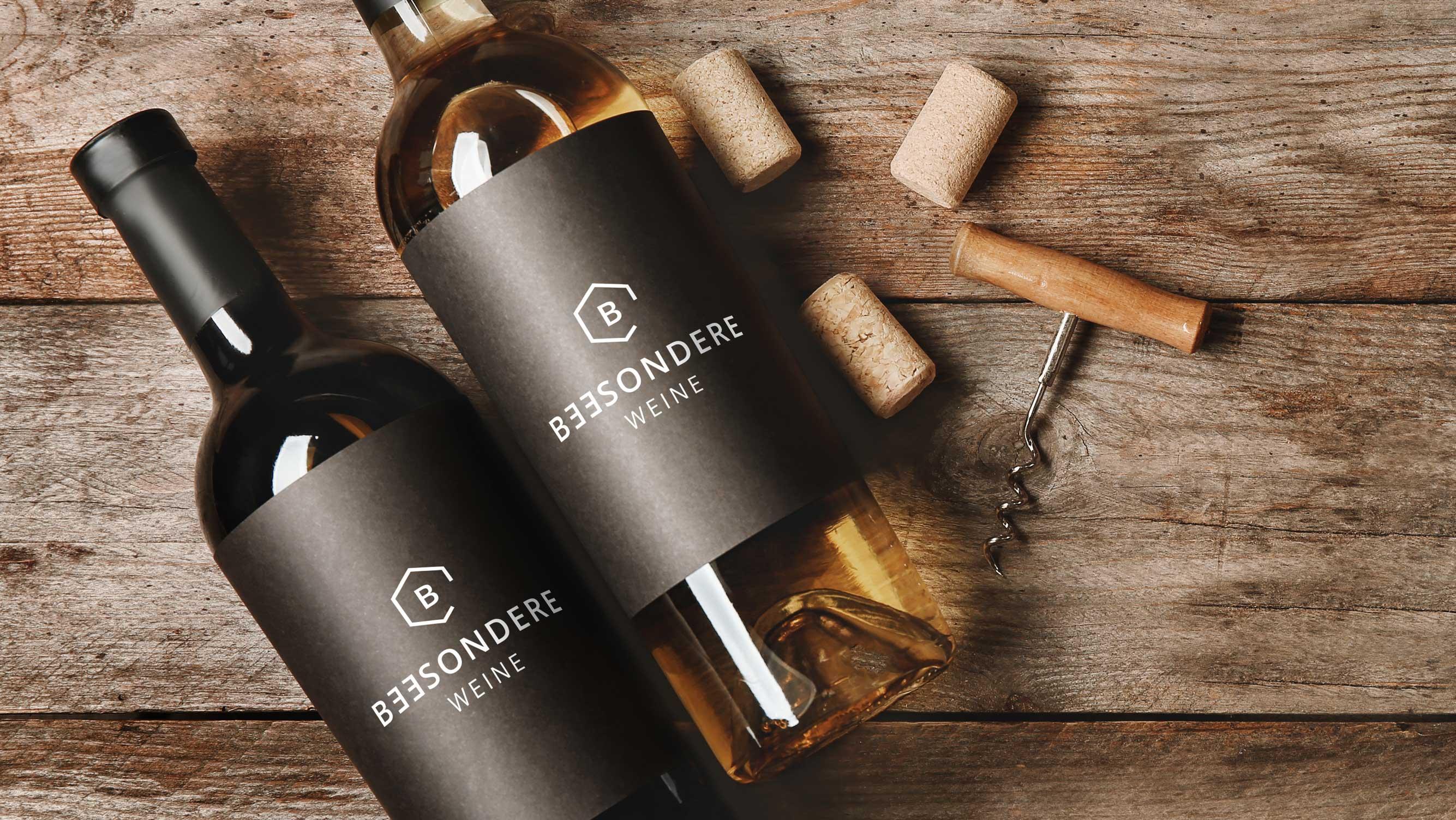 BEESondere Weine bei HolzLand Beese in Unna