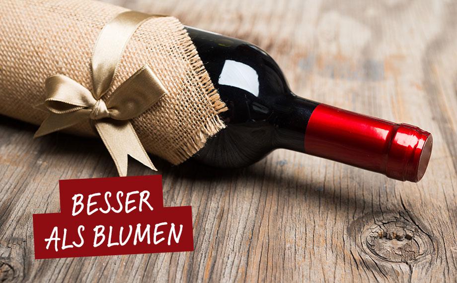 """Weinmoment """"Besser als Blumen"""" – BEESondere Weine von HolzLand Beese"""