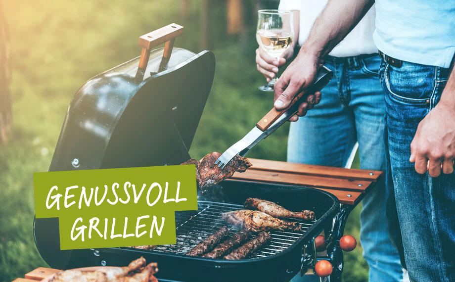 """Weinmoment """"Genussvoll grillen"""" – BEESondere Weine von HolzLand Beese"""