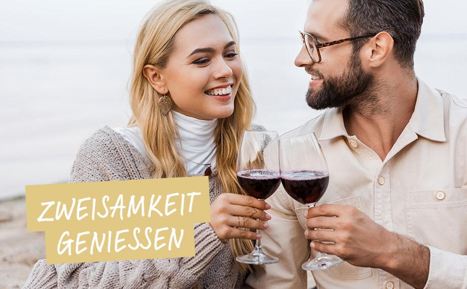 """Weinmoment """"Zweisamkeit genießen"""" – BEESondere Weine von HolzLand Beese"""