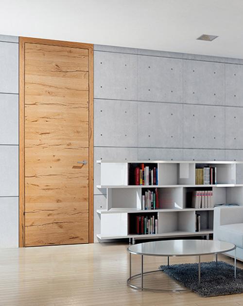 Raumhohe Türen in rustikaler Holzoptik von HolzLand Beese in Unna