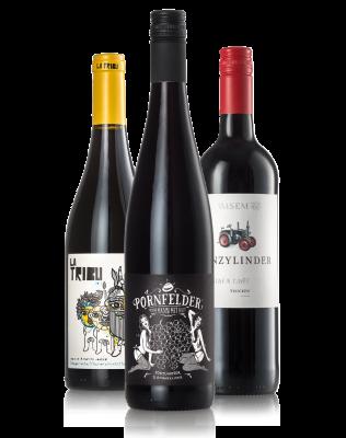 Rotwein-Paket Juni 2019 BEESondere Weine HolzLand Beese Unna