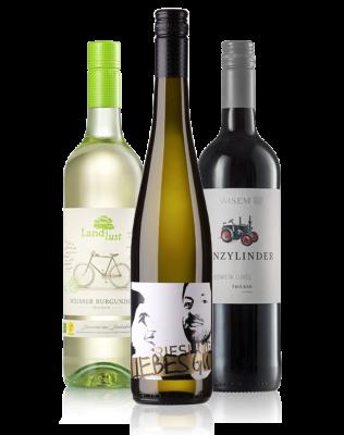 Weißwein-Paket Juni 2019 BEESondere Weine HolzLand Beese Unna