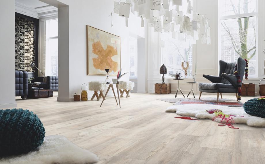 Ein Wohnzimmer als offener Wohnbereich