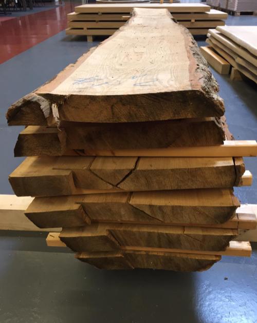 regal aus holz bauen holzbretter holzland beese unna - DIY: Regal aus Holz bauen mit 2 Klappböcken