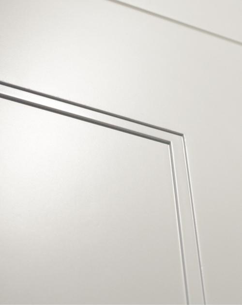Doppelte Kassettierung auf einer Stiltür von HolzLand Beese in Unna