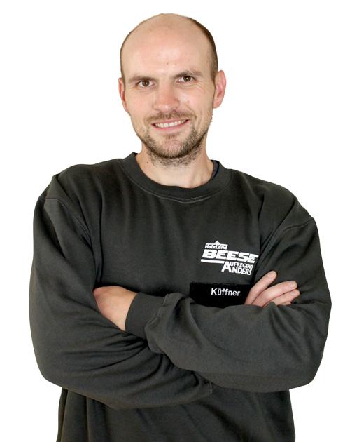 David Küffner HolzLand Beese