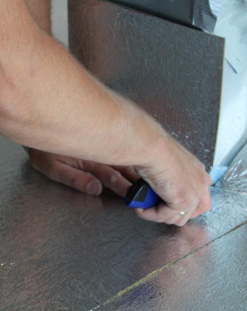 designboden verlegen trittschalldaemmung holzland beese unna - Ratgeber Renovierung: Designboden auf Fliesen verlegen – geht das? [Serie]