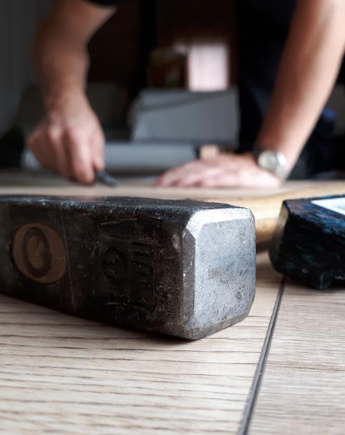 designboden verlegen zubehoer holzland beese unna - Ratgeber Renovierung: Designboden auf Fliesen verlegen – geht das? [Serie]