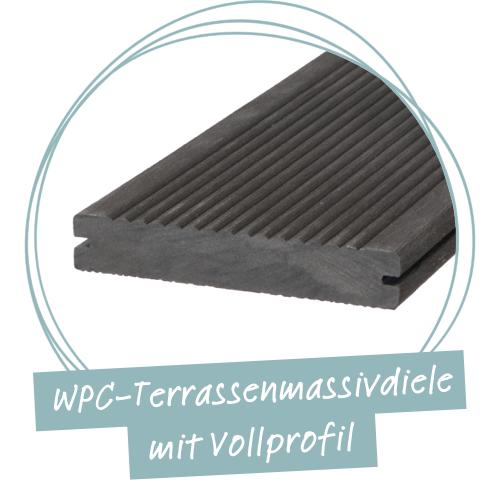 profil wpc terrassendiele massivdiele vollprofil holzland beese unna - Ratgeber Renovierung: Bau Dir Deine WPC-Terrasse [Serie]
