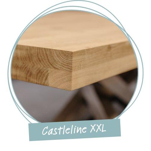 tischkante castleline xxl holzland beese unna - Verwandlungskünstler: Ein Holztisch für jeden Raum