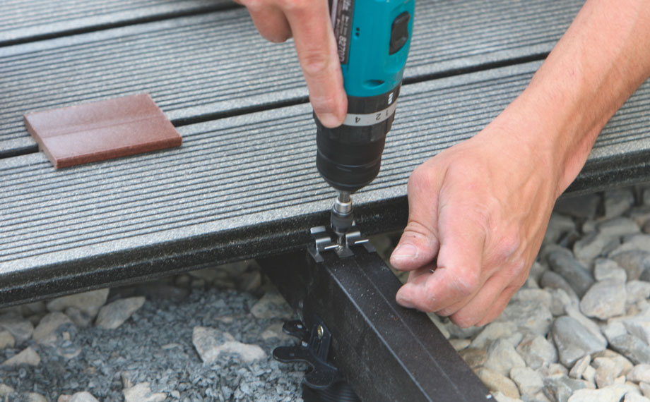 unterkonstruktion wpc terrasse holzland beese unna - Ratgeber Renovierung: Bau Dir Deine WPC-Terrasse [Serie]