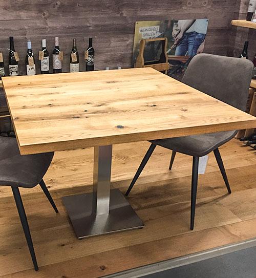 beesondere tische bar wein ausstellung holzland beese unna - BEESondere Tische