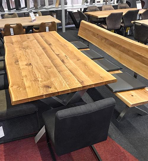 beesondere tische sitzbank holz holzland beese unna - BEESondere Tische