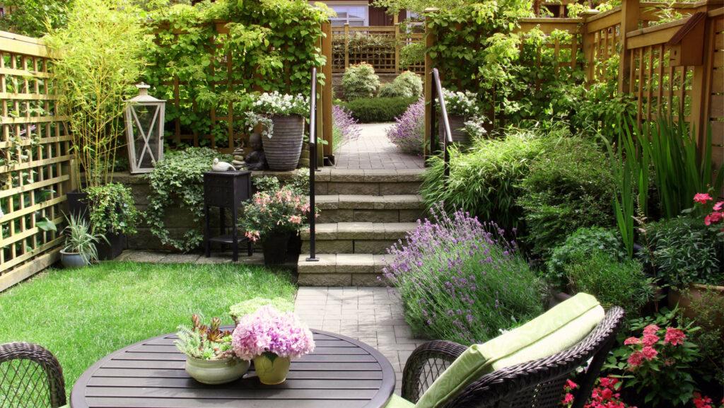 Ideen für kleine Gärten | HolzLand Beese, Unna