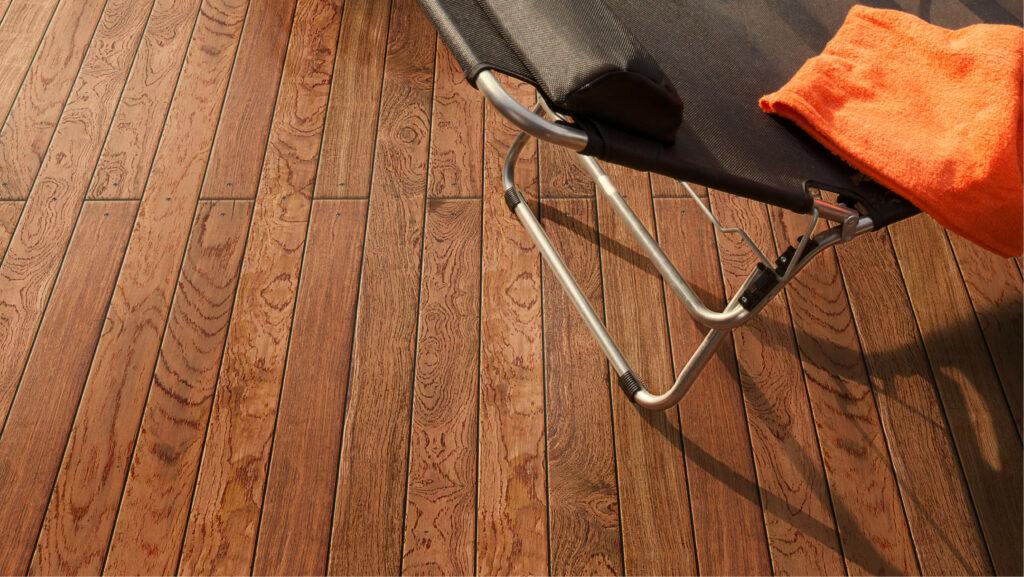 Terrassenhölzer aus Surinamholz richtig pflegen | HolzLand Beese, Unna