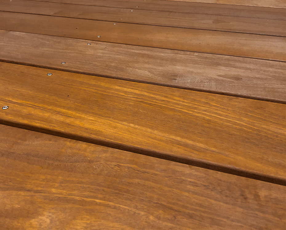 terrassendiele holz tanimbuca holzland beese - Holz