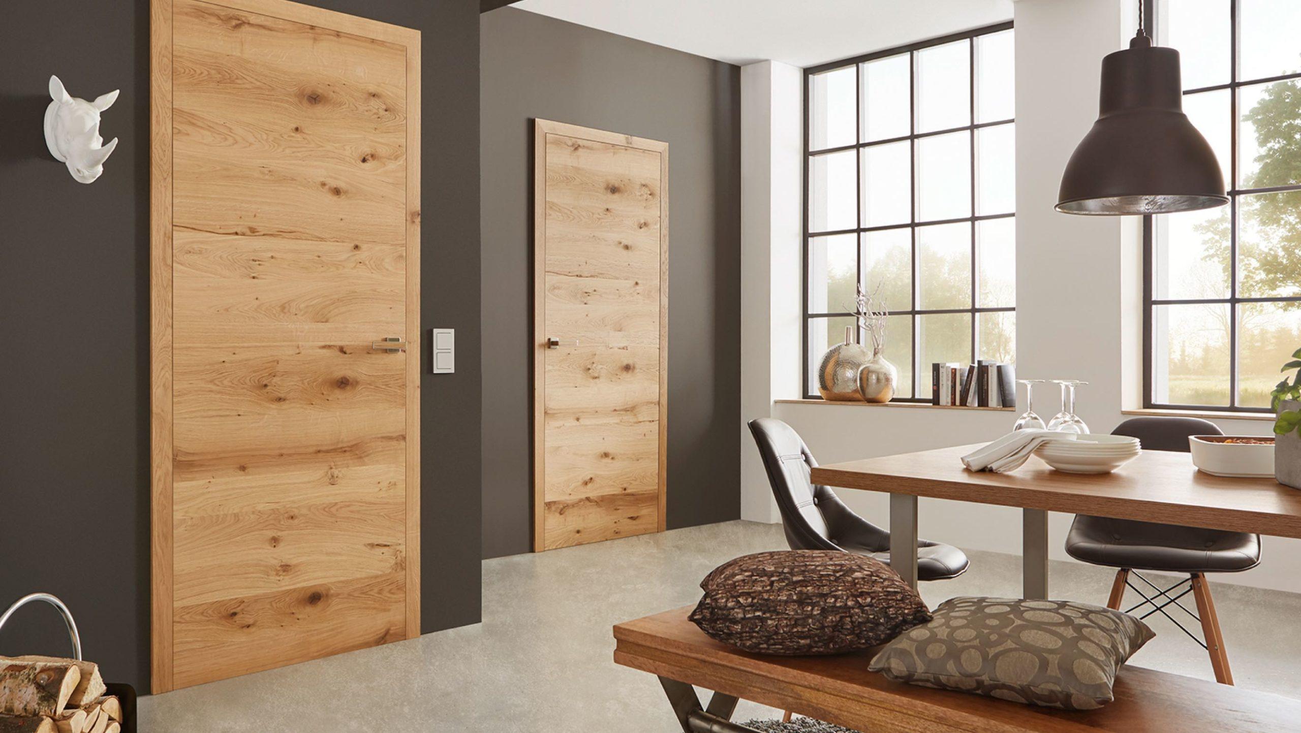 Wohn Dich glücklich mit Echtlack- oder Holztüren von HolzLand Beese in Unna
